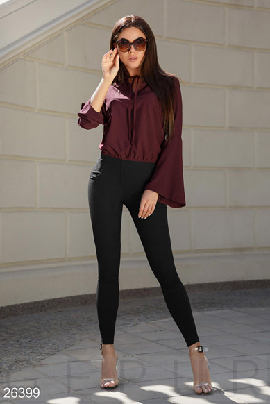 High women's jeggings  photo 1