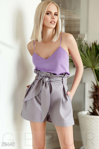 Trend leather shorts  photo 1