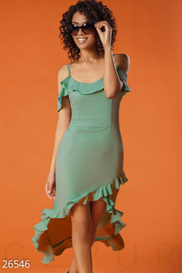 Sundress with ruffles  photo 1