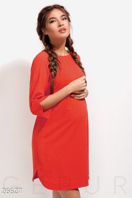 Tunic dress pregnant photo 1