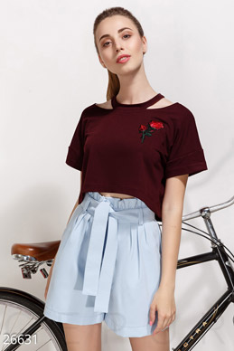 Shorts high rise  photo 1
