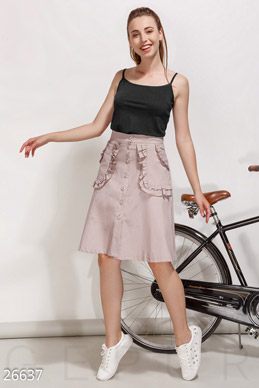 Summer a-line skirt  photo 1