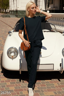 Women's linen suit  photo 1