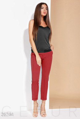 Cropped summer pants  photo 1