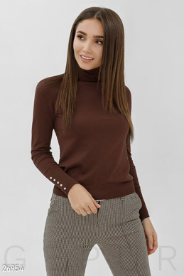Sweater with beads photo 1