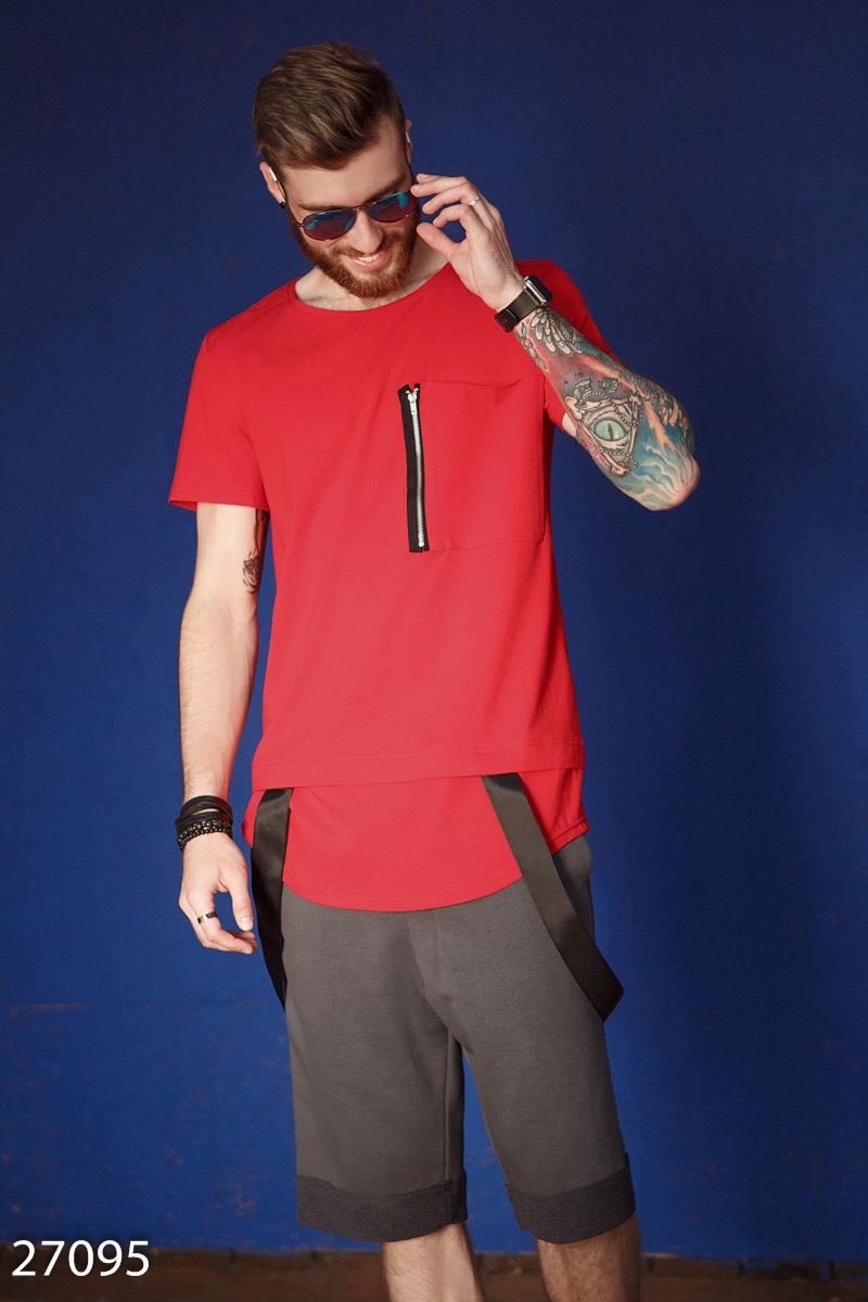 Мужская футболка GPR