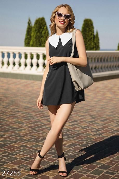 Ультракороткое летнее платье