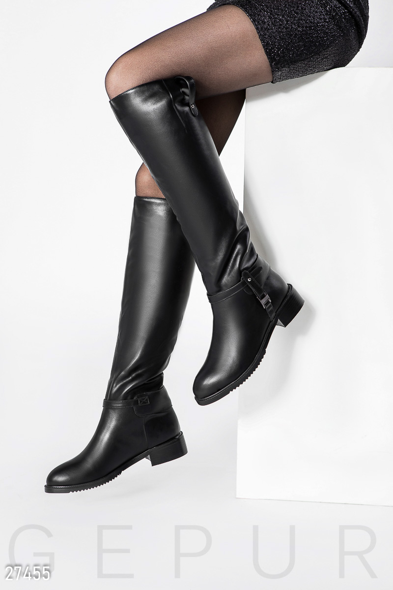 32c596f9383309 Шкіряні зимові чоботи - купити оптом і уроздріб   GEPUR