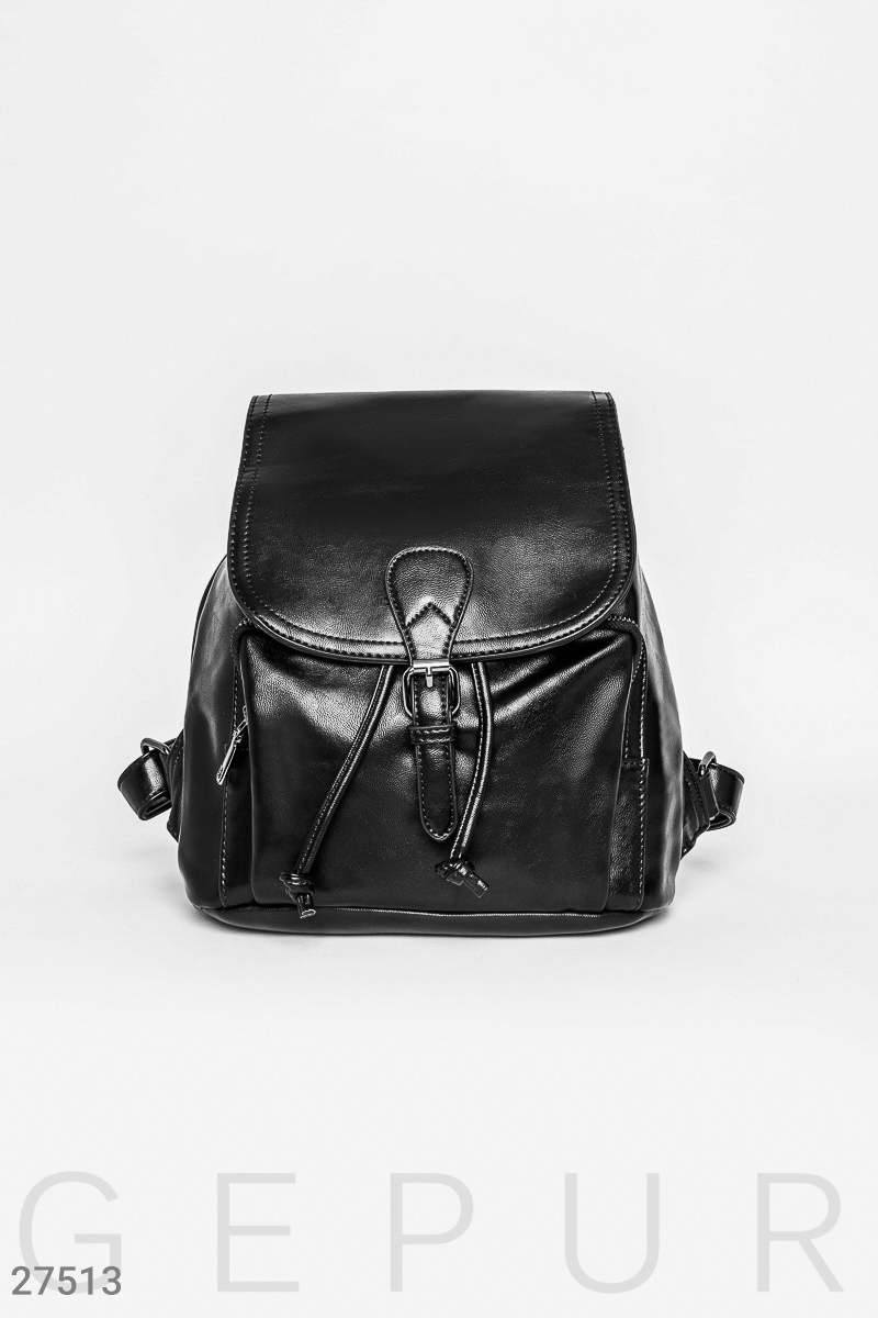 Рюкзак с большим карманом