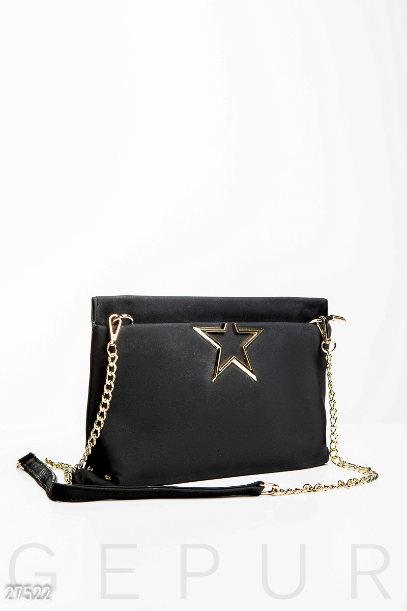 Shoulder bag Black 27522