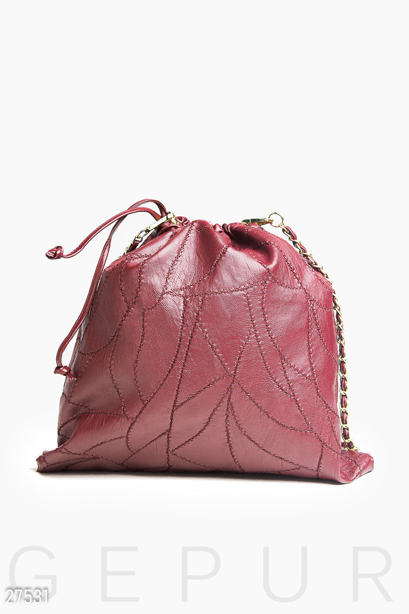Casual bag Red 27531