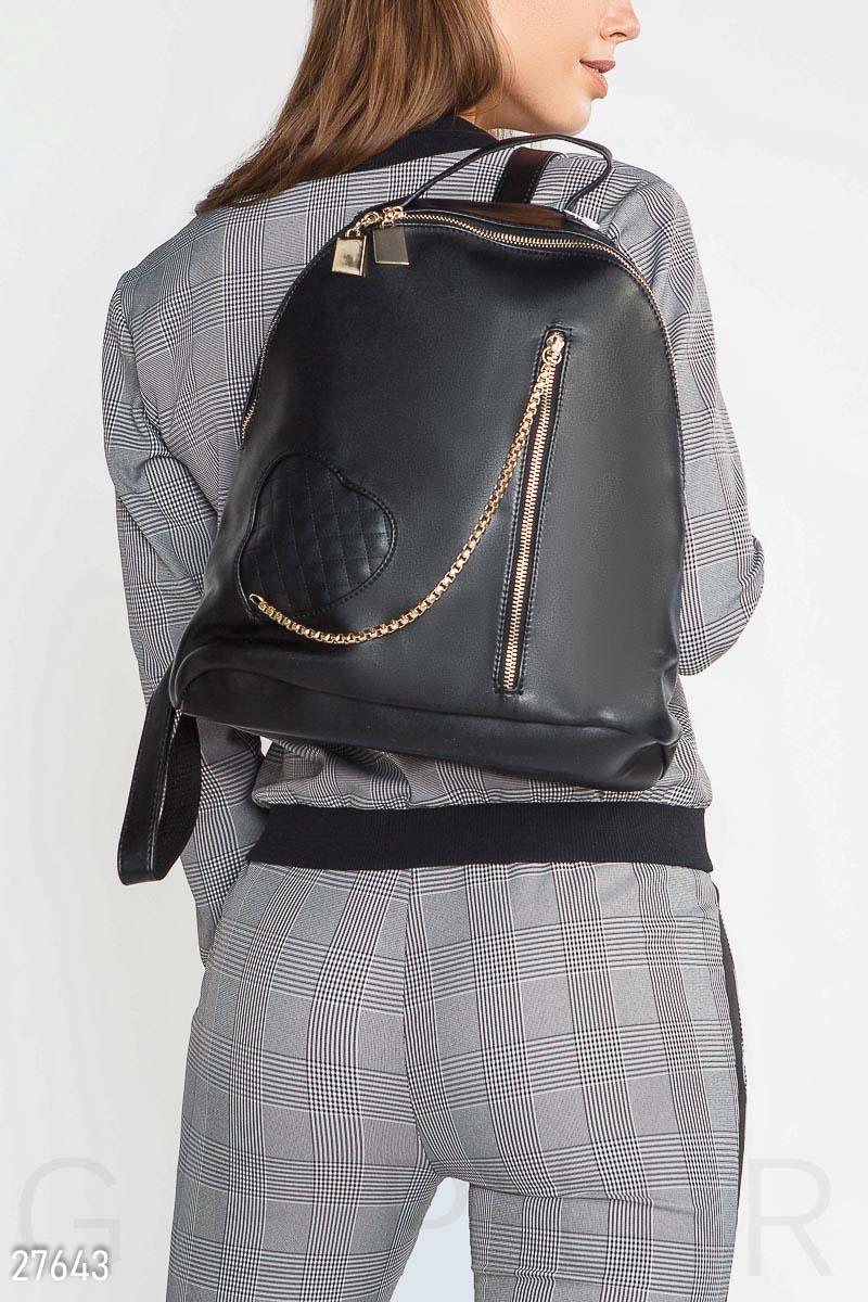Декорированный рюкзак Gepur