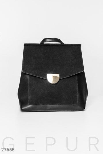 3f82039e25c6 рюкзак-сумка.золотая магнитная кнопка спереди,сзади карман на молнии,цвет-