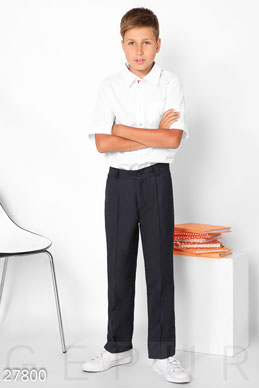 Classic uniform trousers photo 1
