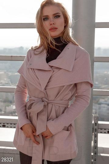 Шкіряна куртка Gepur фото 1