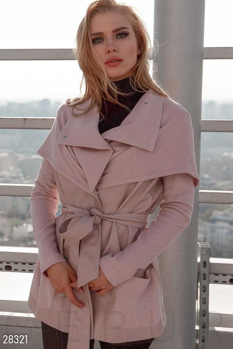 Кожаная куртка Gepur