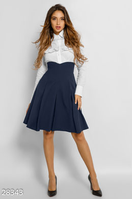 Silhouette women's skirt photo 1