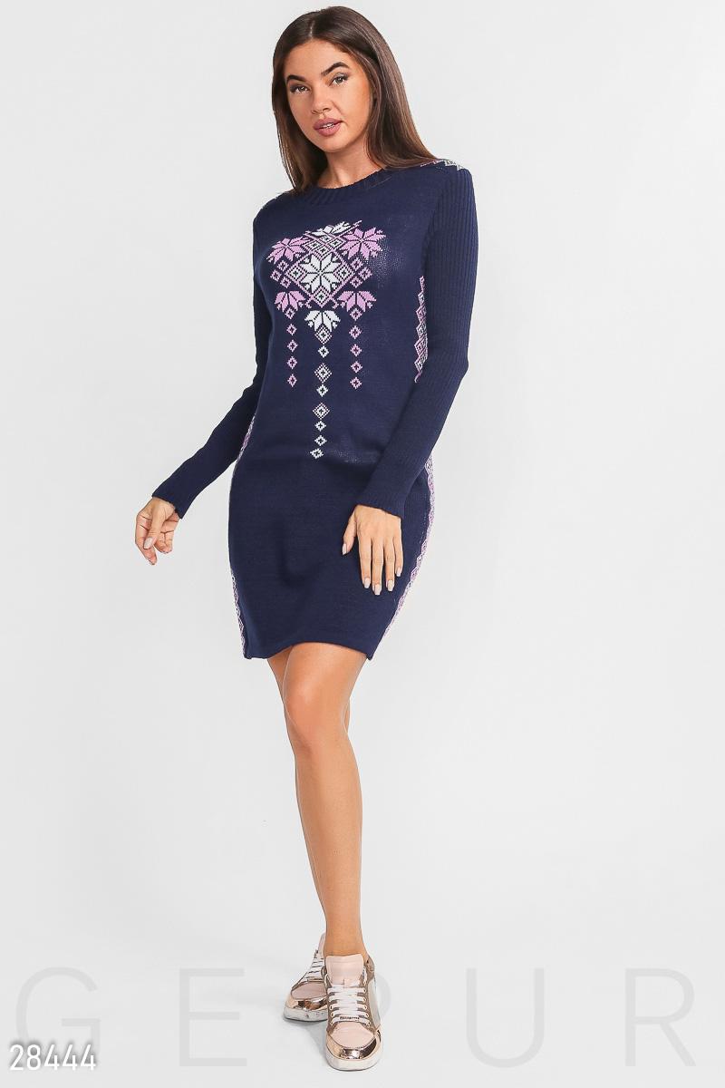 8a4f6aa5d14bbe Тепле трикотажне плаття - купити оптом і уроздріб   GEPUR