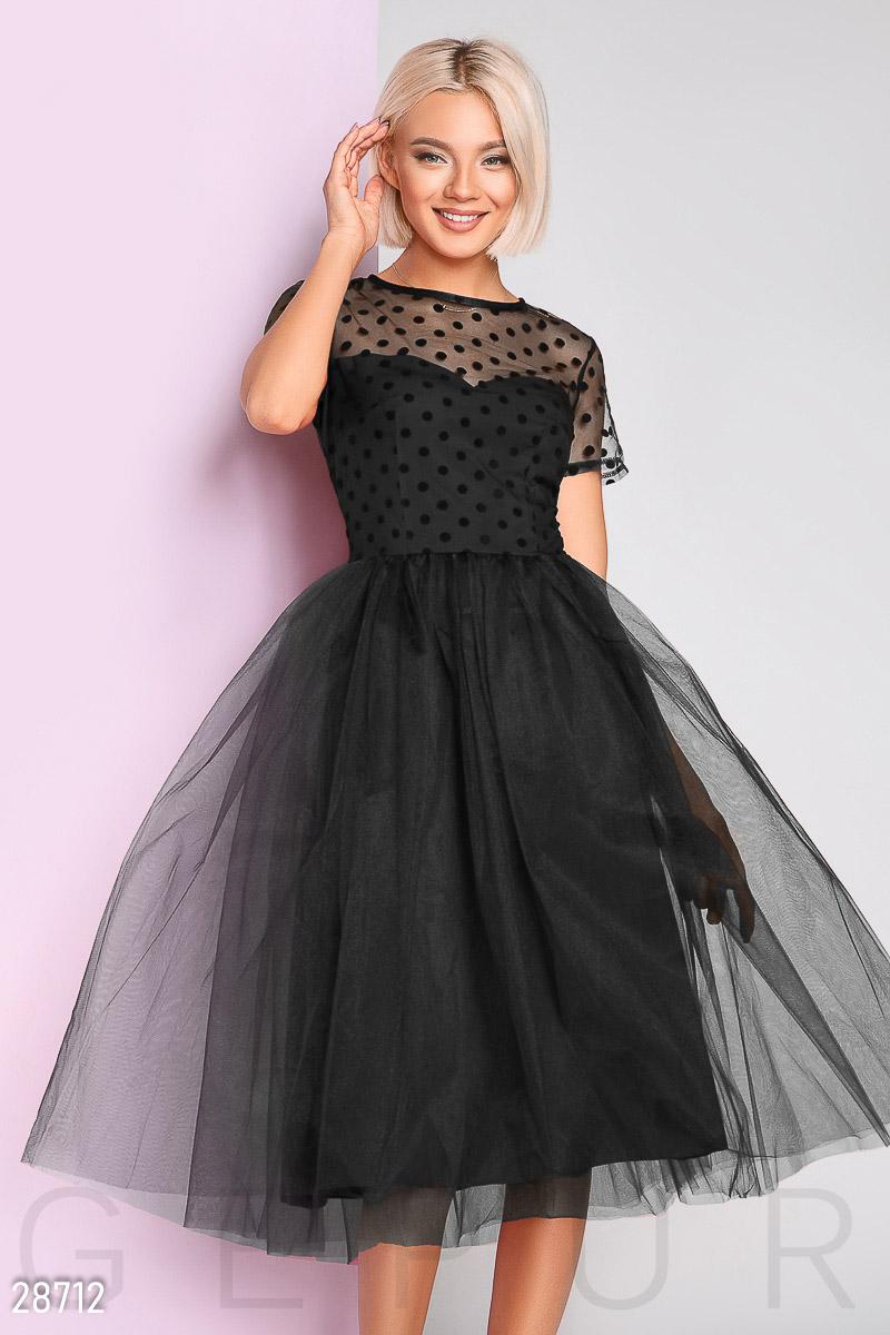 3e3ee9cfdb1 Платье в горошек - купить оптом и в розницу