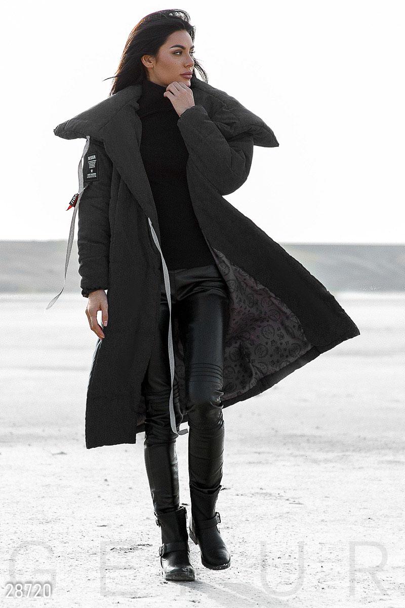 Теплое пальто-одеяло