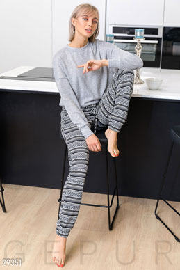 Pants knit photo 1