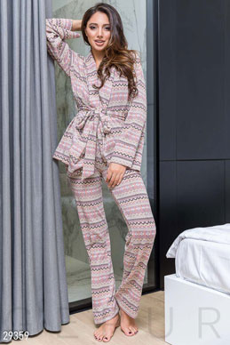 Angarova pajamas photo 1