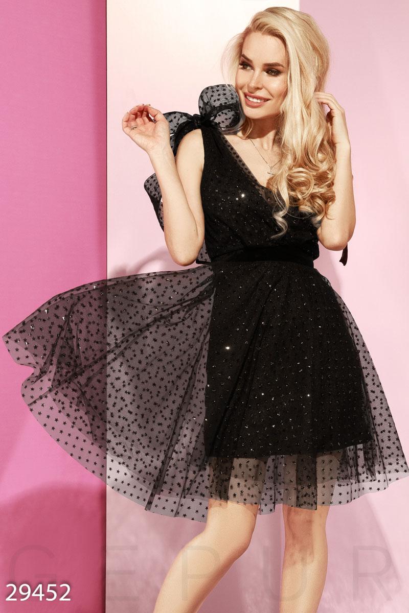 Стильное вечернее платье 29452