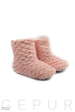 Soft Slippers-boots photo 1