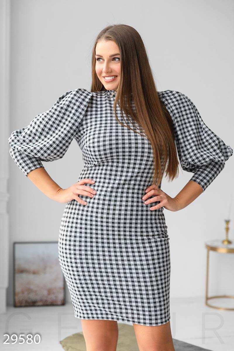 f7b6223c90a476 Стримане трикотажне плаття - купити оптом і уроздріб   GEPUR