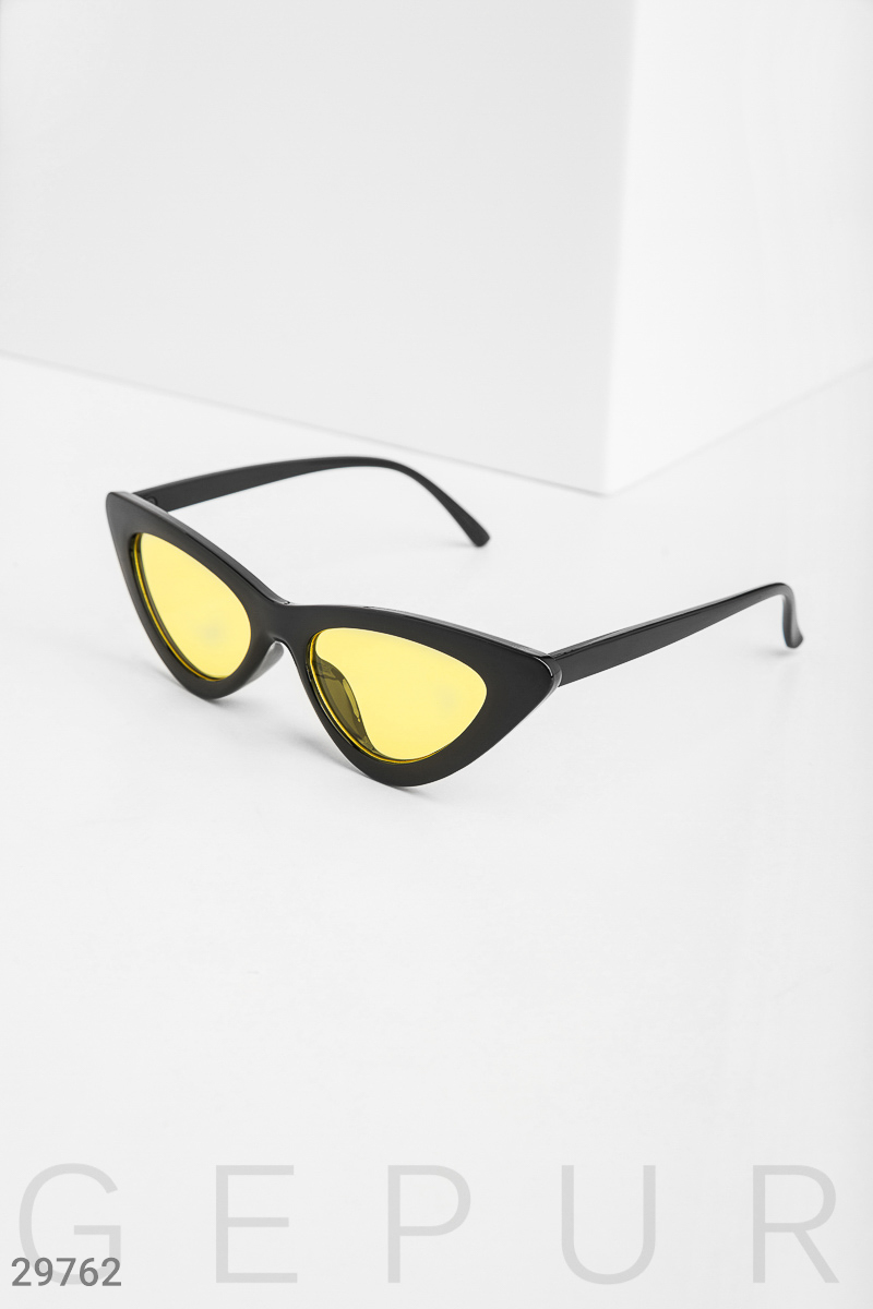 Bright sunglasses Yellow 29762