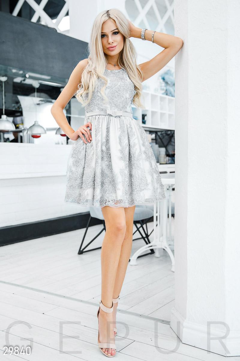 f5761c4062549f Повітряне сукня з паєтками - купити оптом і уроздріб   GEPUR