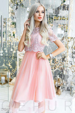 Купить платья от GEPUR по низкой цене в Украине – интернет-магазин Гипюр 73a3627362b