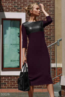 Combo sheath dress photo 1