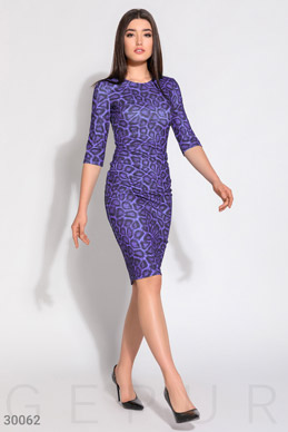Bodycon MIDI dress photo 1
