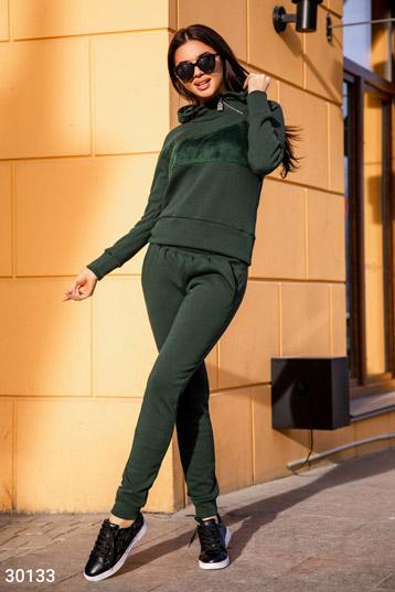 e4a2a1c4440 Женские тёплые спортивные костюмы купить  оптом и в розницу в ...