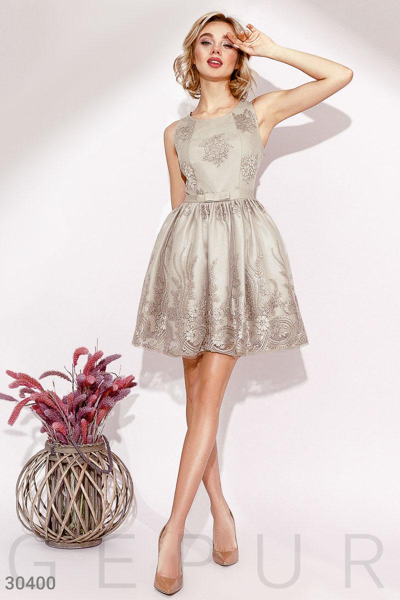 7fac374052a9a8 Сукня з об'ємною спідницею - купити оптом і уроздріб   GEPUR