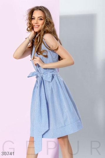 b070e8f5105 Купить платья миди В полоску по низкой цене в Украине и России