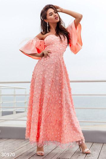 c108432890a Купить вечерние платья розового цвета по низкой цене в Украине и ...