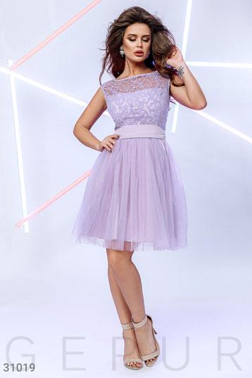 12a65b60e45 Купить платья на выпускной фиолетового цвета по низкой цене в ...