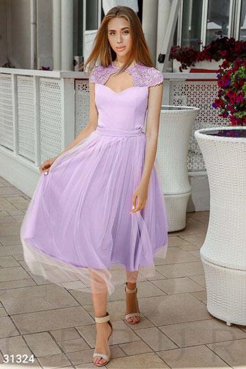 3cf265c59dcdd36 Купить платья фиолетового цвета по низкой цене в Украине и России ...