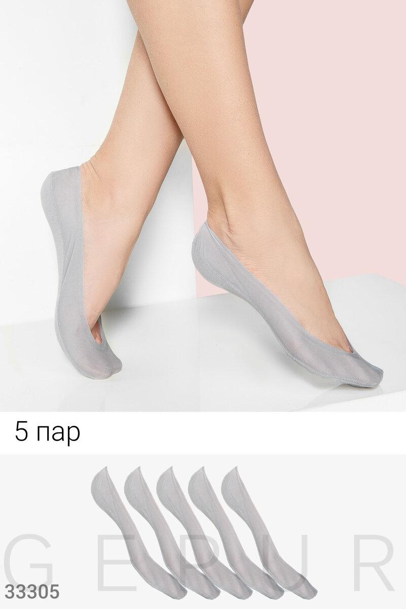 Набор капроновых носков-следков