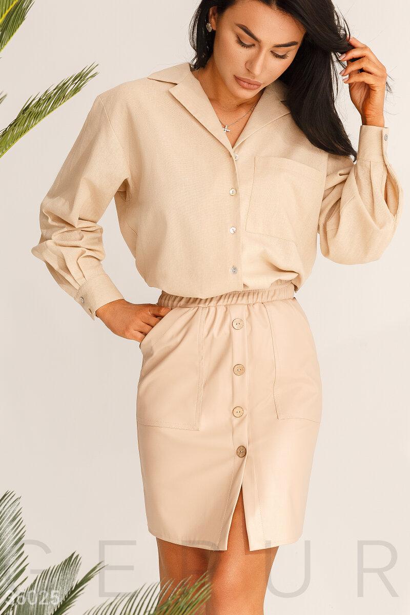 Рубашка over-size