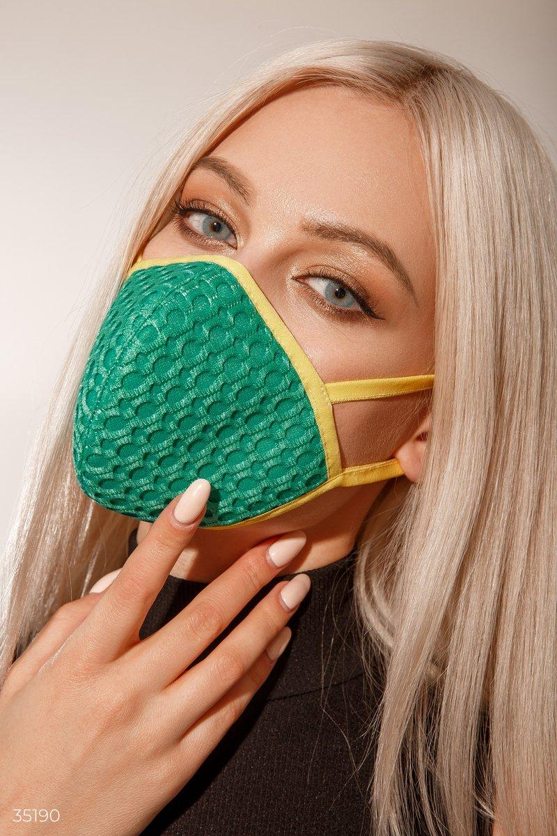 Дизайнерская маска Gepur