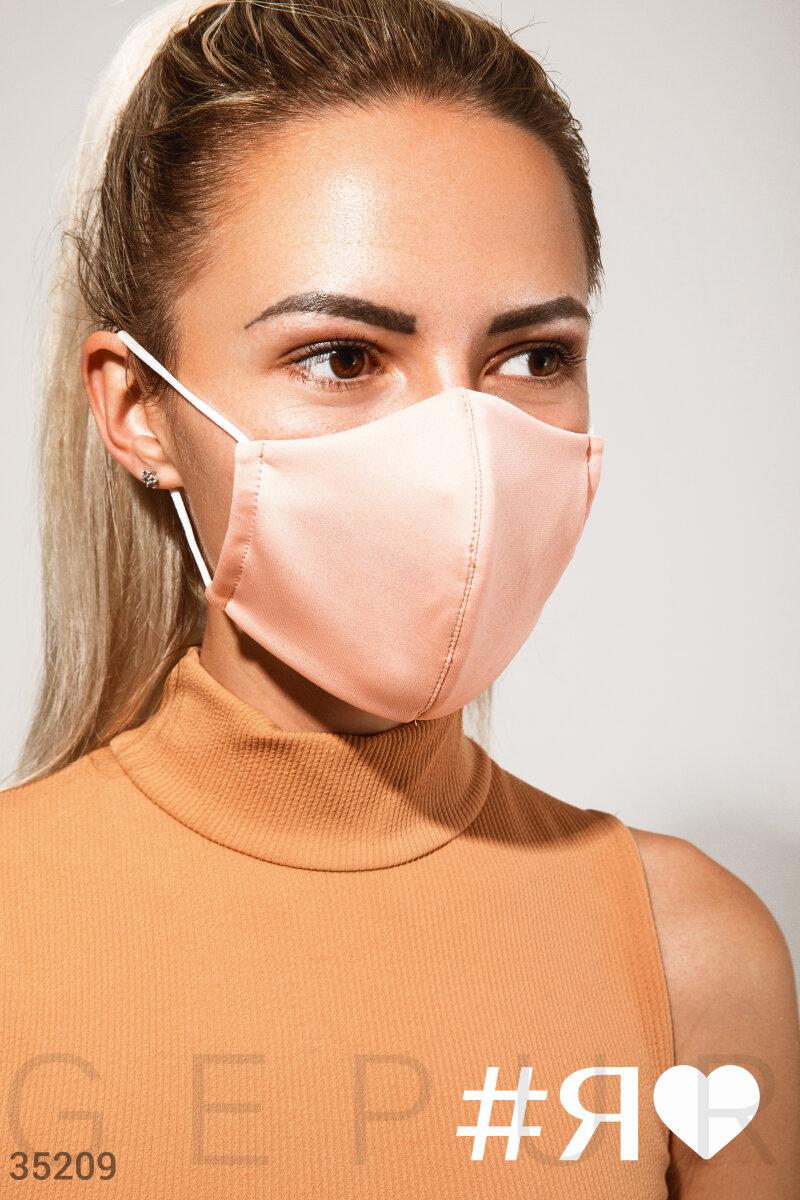 Актуальная многоразовая маска