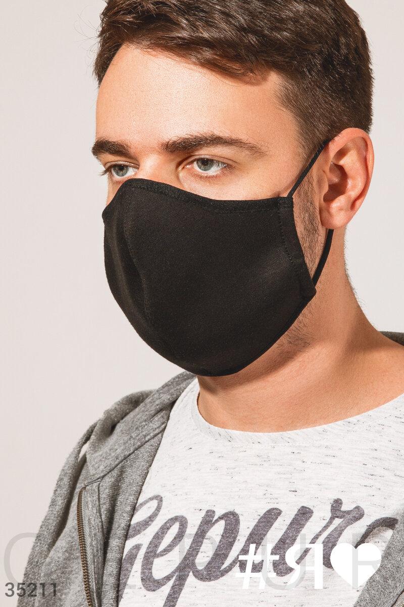 Мужская дизайнерская маска