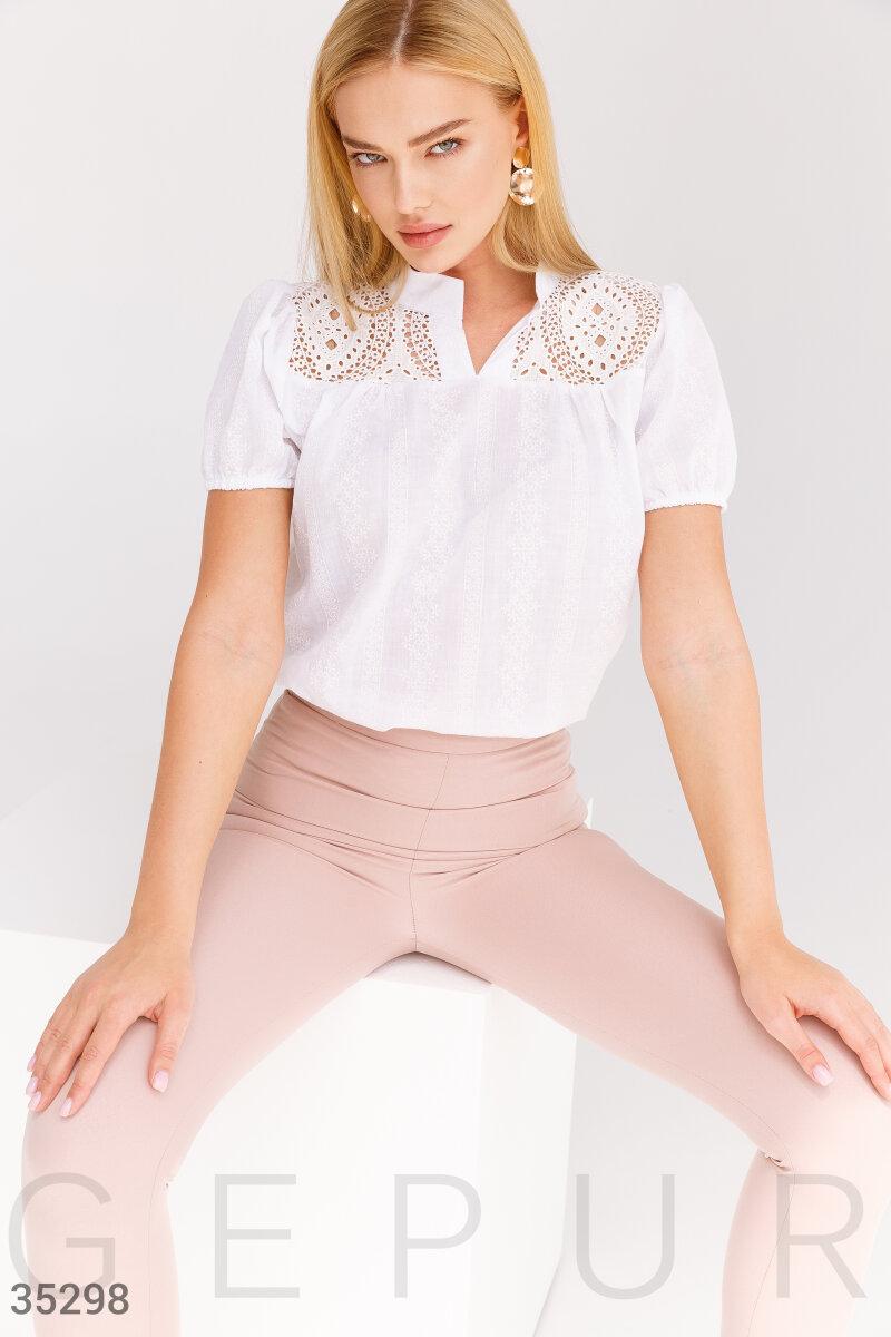 Блуза в этническом стиле