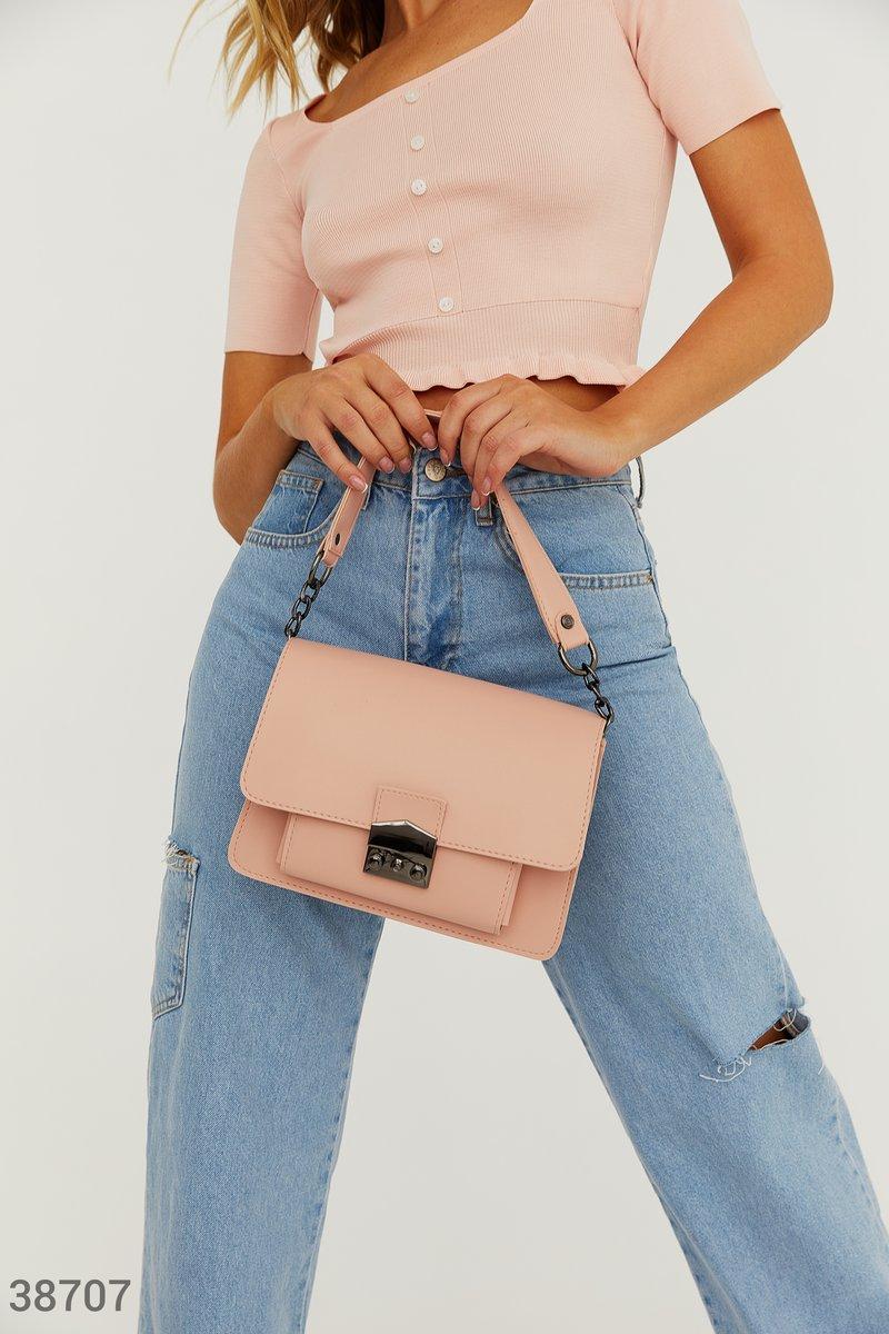 Маленькая прямоугольная сумка