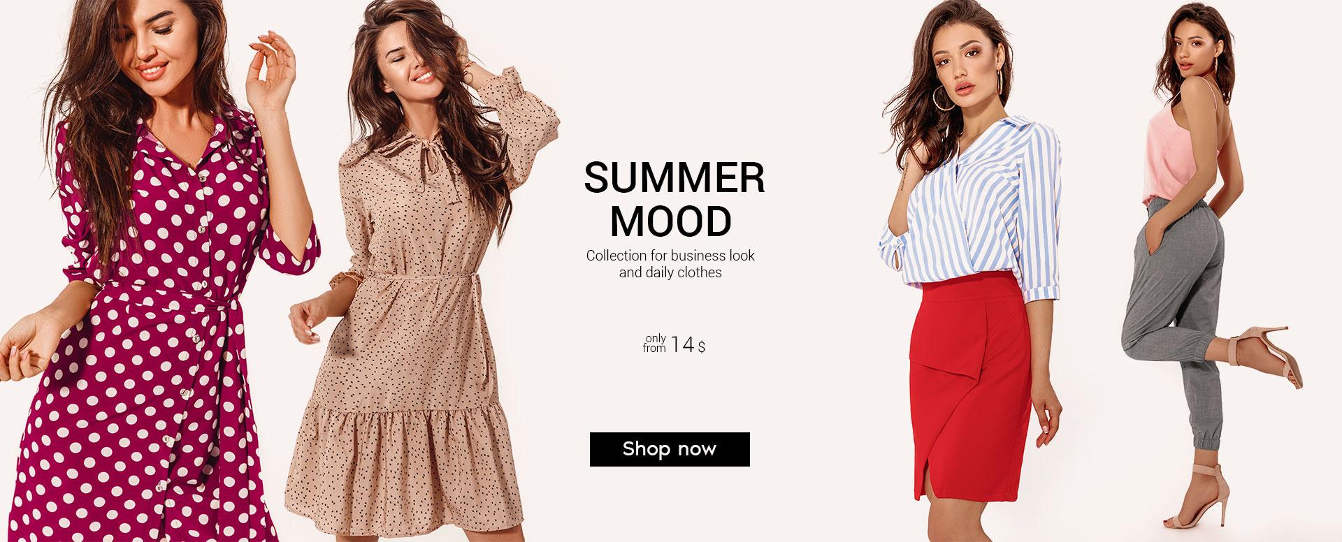 2f13bda696f Интернет магазин женской одежды от производителя